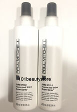 Paul Mitchell Firm Style Freeze and Shine Super Spray 8.5 oz (Pack 2) 1Day Ship