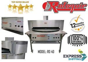 ROTI NAAN OVEN / Tandoor / Tandoori oven / roti maker / Original / ROTATING OVEN