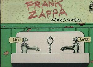 RARE FRANK ZAPPA Waka / Jawaka HOT RATS Bizarre Reprise MS 2094 stereo