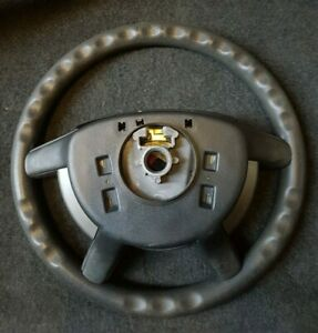 COMMODORE VY2 VZ FACTORY GM SRS AIR BAG STEERING WHEEL WITH RADIO STEREO CONTROL