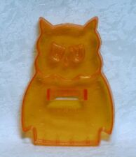 Amscan Vintage Plastic Cookie Cutter - Owl Halloween Back to School Wise Bird