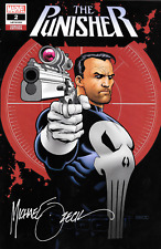 Punisher #2 MIKE ZECK EXCLUSIVE VARIANT signed Mike Zeck includes COA 1 of 3000
