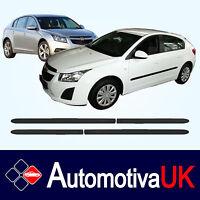 Chevrolet Cruze 5D Rubbing Strips | Door Protectors | Side Protection Body Kit