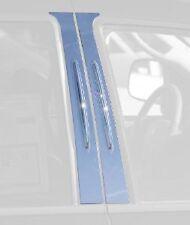 Putco 402500 Decorative Chrome Trim Pillar Covers;99-97 Ford Super Duty Crew Cab