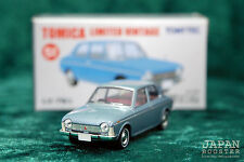 [TOMICA LIMITED VINTAGE LV-76b 1/64] SUBARU 1000 2DOOR SEDAN SUPER DELUX (Blue)