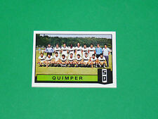 N°405 STADE QUIMPEROIS QUIMPER BREIZH D2 PANINI FOOTBALL 88 1987-1988