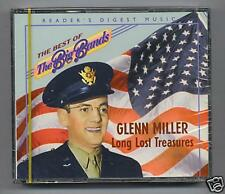READERS DIGEST - GLENN MILLER - LONG LOST TREASURES CDS
