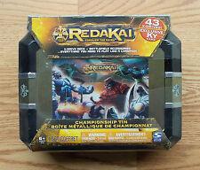 NEW Redakai Championship Tin with Cards: Conquer the Kairu - Spin Master