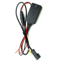 Car 3Pin Bluetooth Wireless Adapter Aux Cable For BMW E39 E46 E38 E39 525 E53 X5