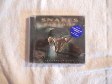 """Snakes in paradise """"Dangerous Love"""" 2002 cd Mtm Records New Sealed"""
