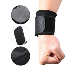 1Pair Gym Weight Lifting Gloves Training Fitness Wrist Wrap Bandage Hand Support