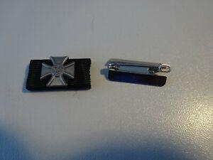 Bundeswehr Veteranenabzeichen Bandspange Bandschnalle Ordensspange mit Halter