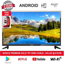 """TEAC Slim 32"""" HD ANDROID LED SMART TV 