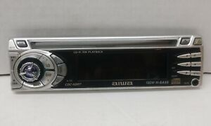 AIWA CDC-X227 Detachable Replacement Car Stereo Face Plate FACEPLATE ONLY