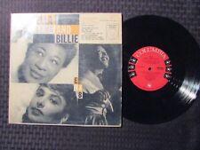 "1955 Ella, Lena, And Billie 10"" LP Comp VG/VG Columbia – CL 2531"