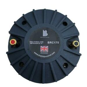 1.75 Compression Driver 100w RMS 8ohm High Frequency HF Tweeter 112dB 44.4mm - B