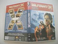 Mutant X : Vol 1 : Part 9 (DVD, 2002) Region 4 Sci-Fi DVD Rated M Used in VGC