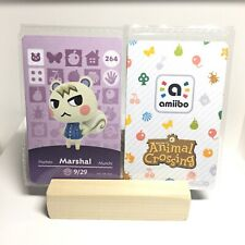 🐻 MARSHAL 🌳 Custom Villager Card for Animal Crossing New Horizons - ACNH #264