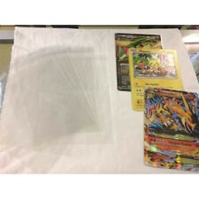 PROTECTION CARTE JUMBO POKEMON LOT DE 10 PIECE