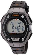 Timex Women's Ironman Classic 30 Lap Digital 100m Black Resin Watch TW5K89200