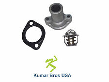 New Kubota KX161-2 KX161-2(S SERIES) Thermostat Cover, Thermostat & Gasket