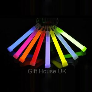 Glow Stick with String Festival Dance Fancy Party Christmas Party 6 Inches