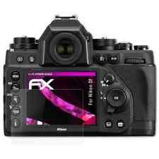 atFoliX Pantserglasfolie voor Nikon Df Glass Protector 9H Beschermend pantser