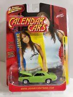 JOHNNY LIGHTNING 2008 CALENDAR CAR 1 OF 5000 LIMITED EDITION 70 DODGE CHALLENGER