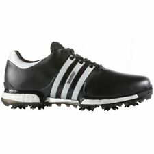 best website ca0bf 7f5f6 adidas 2018 Tour 360 Boost 2.0 Waterproof Leather Golf Shoes Core  Black footwear White UK