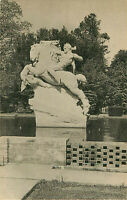 Postcard Riders Of The Dawn, Brookgreen Gardens, SC