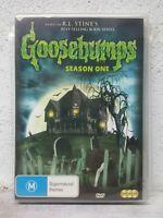 Goosebumps Season 1 (DVD, 3-Disc) 1995 Series One - OVER 13 HOURS ! VERY RARE
