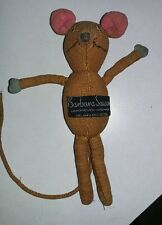 Mouse Barbara Samsoni Handwoven Handmade Pure Cotton Barefoot Sri-Lanka