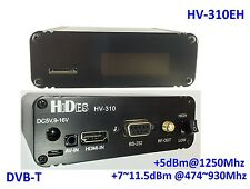 HV-310EH FPV FullHD Video Transmitter, HDMI/ CVBS to DVB-T modulator