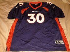 Vintage Terrell Davis Denver Broncos Starter NFL Jersey Adult XXL 54
