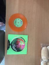 "Xray Spex - The Day The World Turned Day Glo-7"" Orange Vinyl"