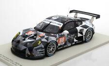 Spark 2015 Porsche 911 991 GT3 RSR 24h Le Mans Abu Dhabi #88 1:18*New!