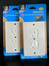 Electrical Outlet Swivel Safety Plug Cover 2 Pack( Baby Safety)