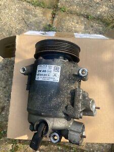 COMPRESSOR AIR CONDITIONING FOR VW SKODA AUDI SEAT 5no 820 803 A BLS DELPHI #GX5