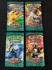 Pokemon Power Keepers Empty Booster Pack - Art Set