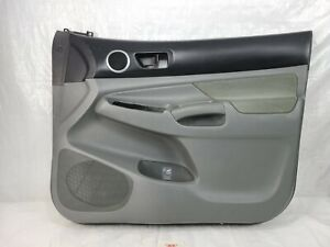2009 Toyota Tacoma Door Trim Panel Front Right Passenger OEM