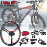 26'' inch 36V 300W Electric Rear Wheel Conversion Kit For Bicycle Motor E-Bike