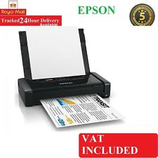 Nuevo Original Epson Workforce wf-100w A4 Color Impresora Inkjet