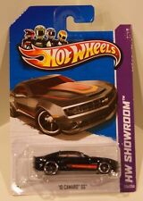 2013 Hot Wheels HW Showroom '10 Camaro SS BLACK