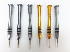 Pack of 6 Professional Case Screwdriver For Mobilephones Game Consoles