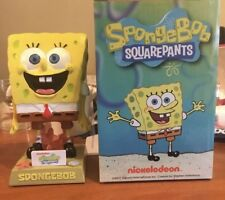 BROOKLYN CYCLONES SPONGEBOB SQUAREPANTS BOBBLEHEAD SGA 9/2/2017 NICKELODEON METS