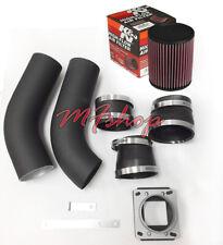 Coated Black K&N Filter 2PC For 98-01 Ford Ranger Mazda B2500 2.5L L4 Air Intake