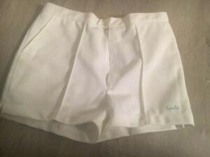Short Vintage Tennis Homme Taille 46 Trevois