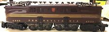WILLIAMS #4935 TUSCAN PENNSYLVANIA GG-1 BROWN ELECTRIC WITH 5 STRIPES *HTF ITEM*