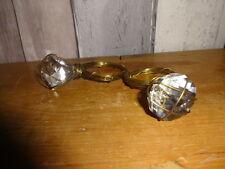 2 Bague Diamant Effet napkin rings