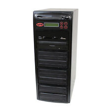 SySTOR MultiMedia Center - 1 to 6 USB/SD/CF/MS Flash Memory to CD DVD Duplicator